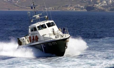 На Лефкаде задержано судно, незаконно перевозившее 56 мигрантов