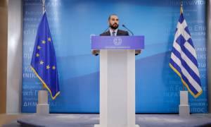 Τζανακόπουλος για απελάσεις Ρώσων: Πήραμε τα απαραίτητα μέτρα και θεωρούμε το θέμα λήξαν