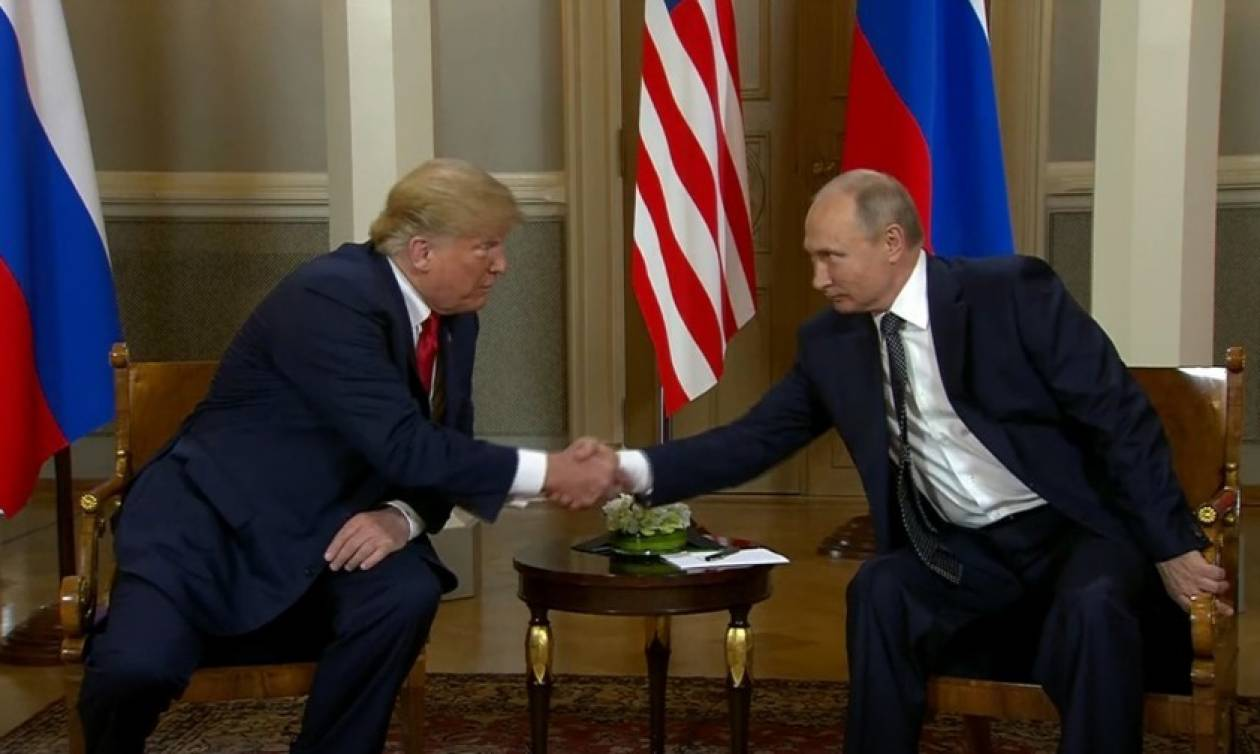 Ο Τραμπ ελπίζει σε μια «έκτακτη» σχέση με τη Ρωσία του Πούτιν (Vid)