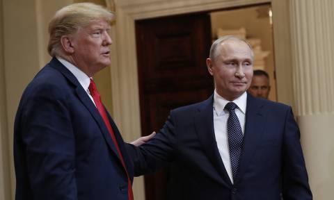 """Трамп заявил, что на саммите в Хельсинки были достигнуты """"хорошие заключения"""""""