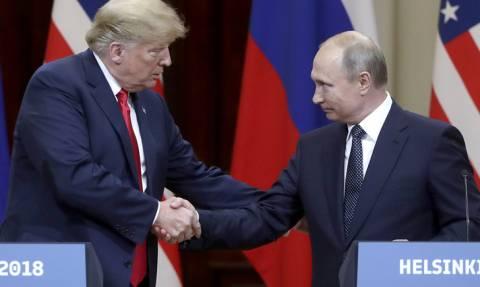 Как прошла встреча Путина и Трампа в Хельсинки