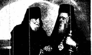 Σπάνιο βίντεο: Όταν ο Οικουμενικός Πατριάρχης ασπάστηκε τον Άγιο Παΐσιο