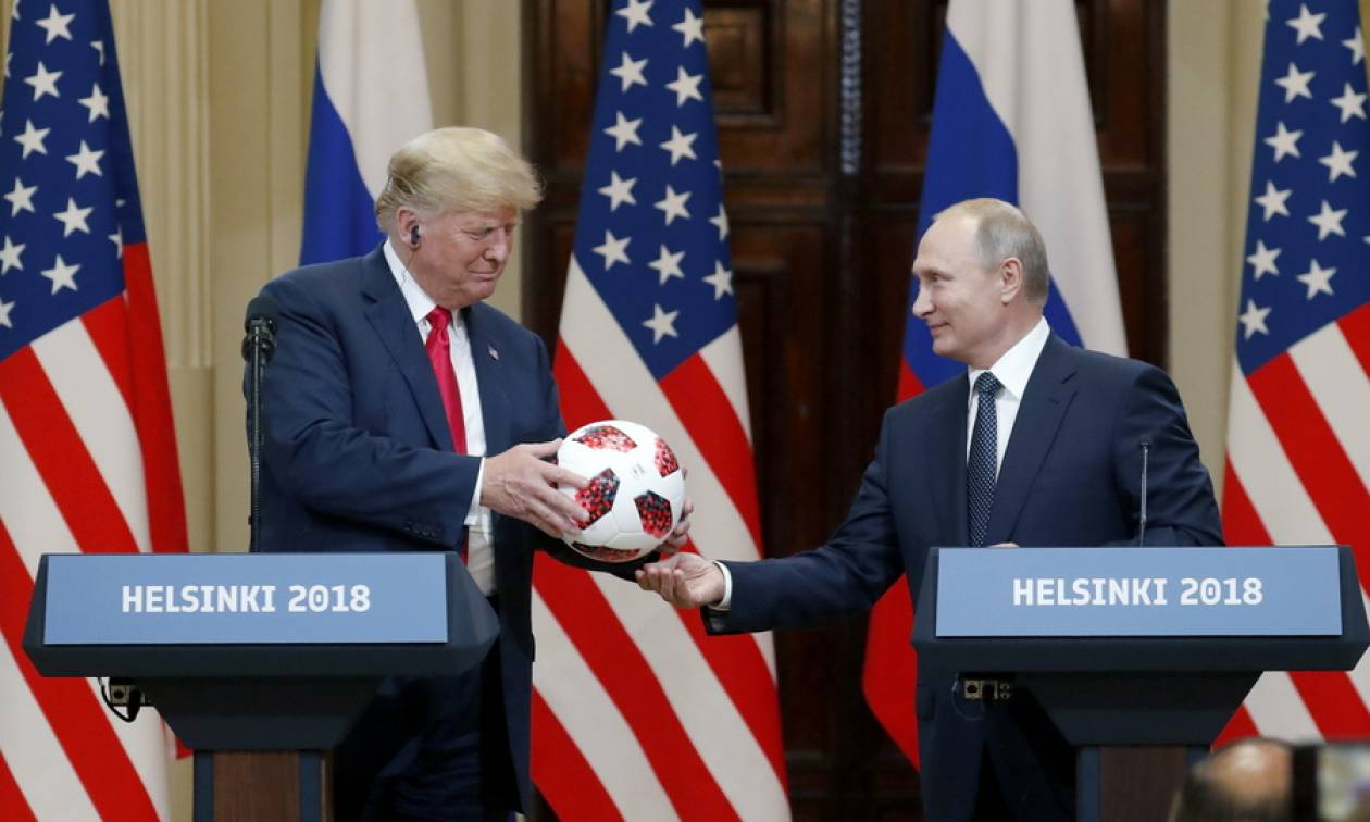 Τραμπ - Πούτιν: Η επόμενη ημέρα στις σχέσεις ΗΠΑ - Ρωσίας μετά το ραντεβού στο Ελσίνκι (pics)