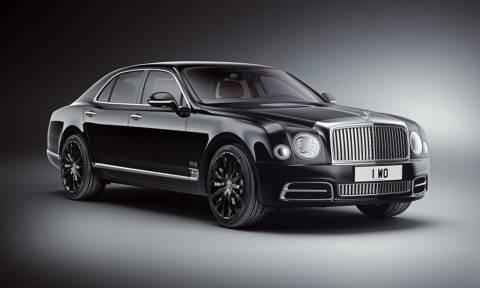 Θα πάθετε πλάκα με το εσωτερικό αυτής της Bentley! (pics)