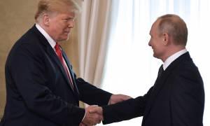Τραμπ: Η συνάντηση με τον Πούτιν ήταν πολύ καλύτερη από τη Σύνοδο Κορυφής του ΝΑΤΟ