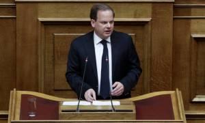 Στον εισαγγελέα ο βουλευτής Σερρών Κώστας Αχ. Καραμανλής για ανακριβή δήλωση πόθεν έσχες