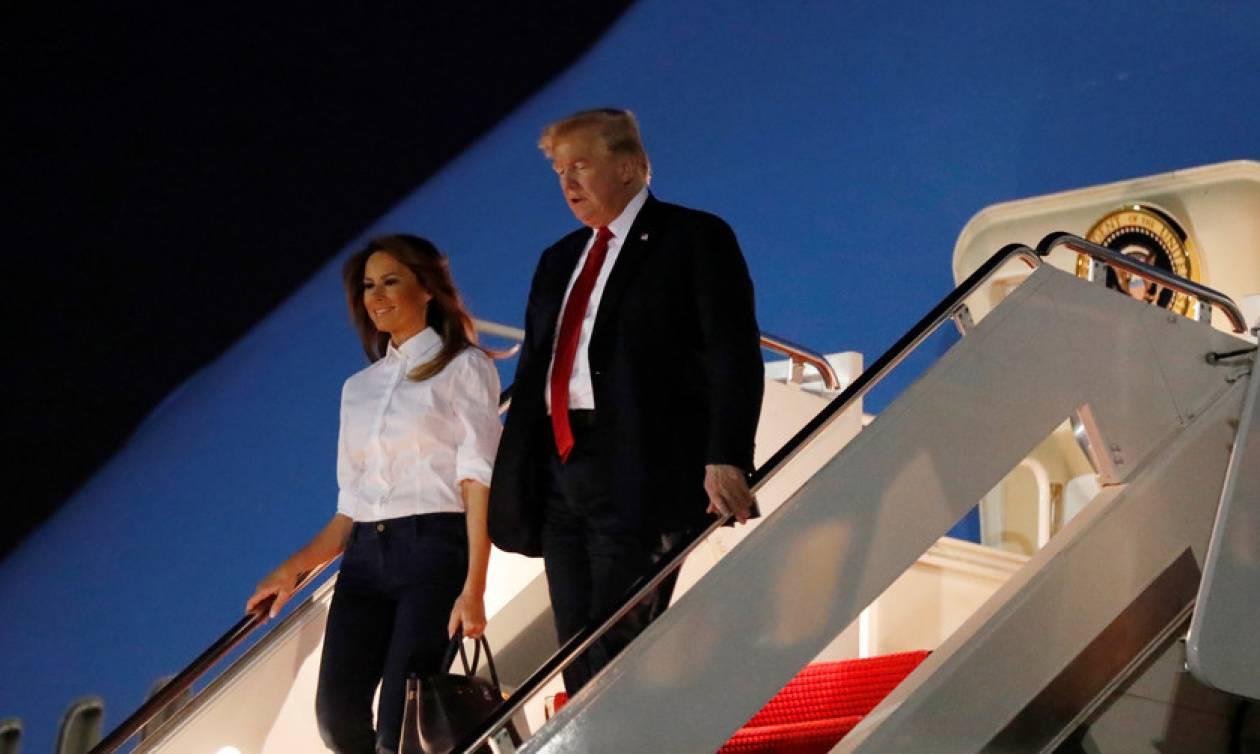 Τραμπ: «Ακόμη κι αν η Ρωσία αναμίχθηκε στις αμερικανικές εκλογές δεν επηρέασε το αποτέλεσμα»