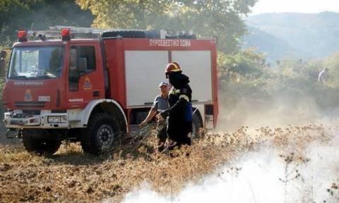 Ο χάρτης πρόβλεψης κινδύνου πυρκαγιάς για την Τετάρτη 18/7 (pic)