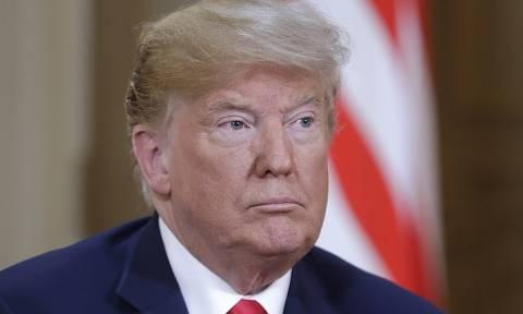 Трамп заявил, что предпочитает не называть Россию противником