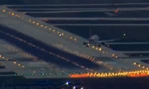 Απίστευτο βίντεο: Ο άνεμος πάει «βόλτα» αεροσκάφος - Δείτε τι συνέβη