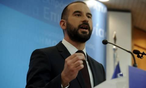 Τζανακόπουλος: Η Τουρκία παίζει με τις ζωές των δύο στρατιωτικών μας (vid)