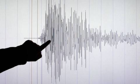 В Яннина произошло землетрясение 4,2 балла