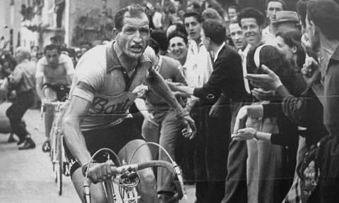 Gino Bartali: Η Google τιμά με doodle τον ήρωα Ιταλό ποδηλάτη του Β' Παγκοσμίου Πολέμου