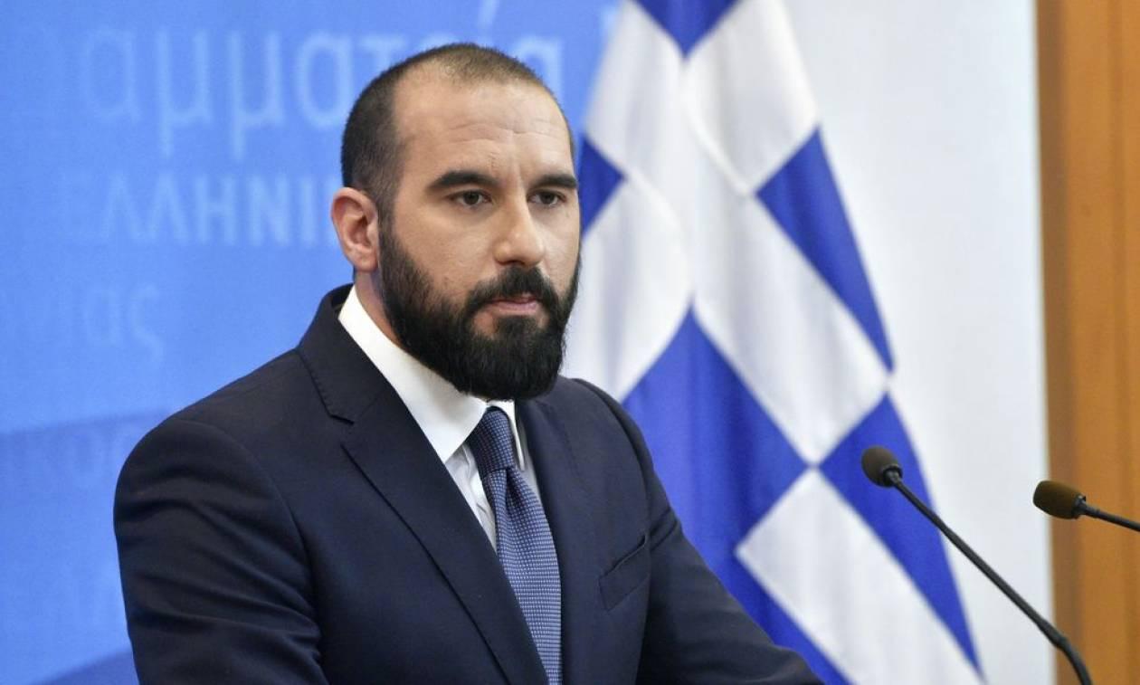 Δημήτρης Τζανακόπουλος: Η ανακοίνωση της ΝΔ για τα αδέρφια του Τσίπρα είναι για ποινικό δικαστήριο