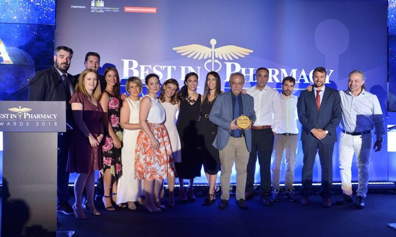 Βραβείο «Top Company Award» στην APIVITA