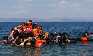 Τραγωδία στα Κατεχόμενα: Βυθίστηκε πλοιάριο με 150 πρόσφυγες  - Τουλάχιστον 19 νεκροί