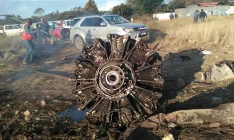 Τρόμος στον αέρα: Χωρίς να το ξέρει βιντεοσκοπούσε τη συντριβή του αεροσκάφους που επέβαινε (Vid)