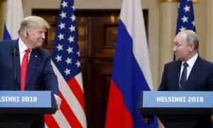 Τραμπ: Ενόχλησε πολλούς ότι τα πήγαμε καλά με τον Πούτιν