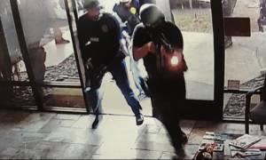 Συναγερμός στην Ουάσινγκτον για εισβολή ενόπλου σε πανεπιστήμιο