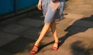 Αυτά τα παπούτσια μπορείς να τα φορέσεις με όλα τα καλοκαιρινά σου outfit