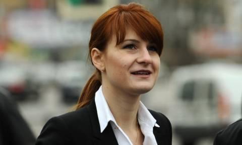 Российские дипломаты посетят арестованную в США россиянку Марию Бутину