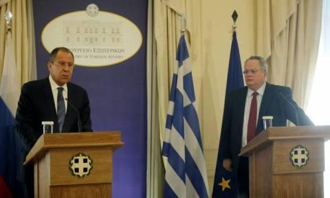 Россия отменила визит Лаврова в Афины в связи с высылкой Грецией российских дипломатов