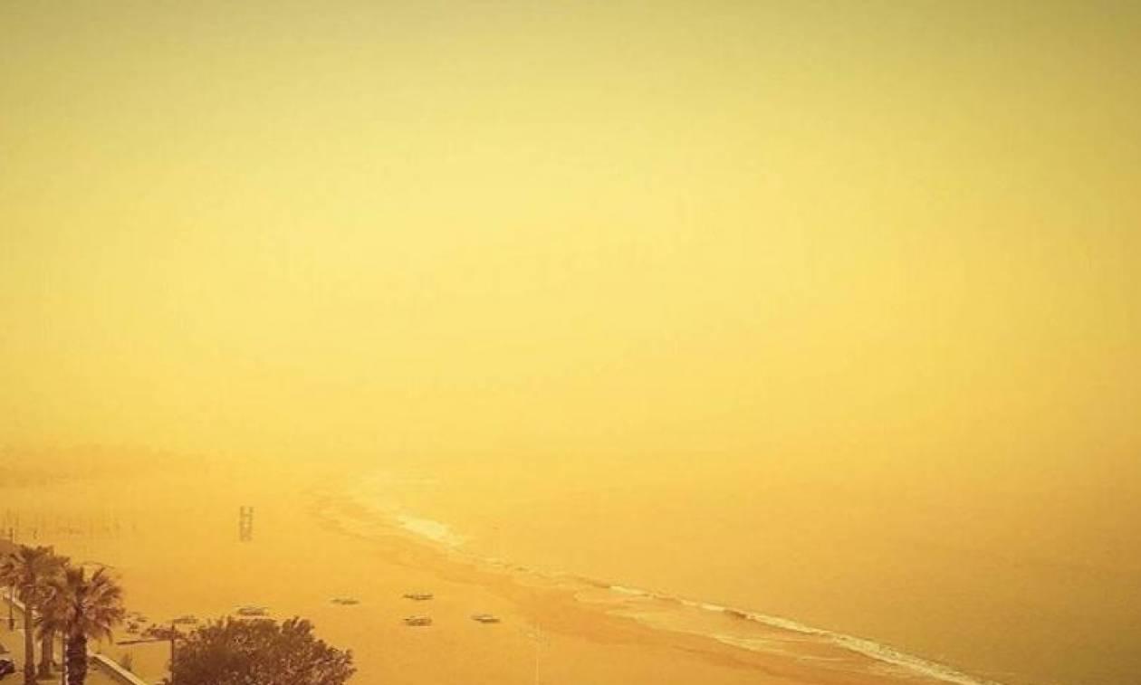 Καιρός: Η σκόνη από την Αφρική θα φτάσει μέχρι τις... ΗΠΑ. Το μήνυμα του Σάκη Αρναούτογλου (video)