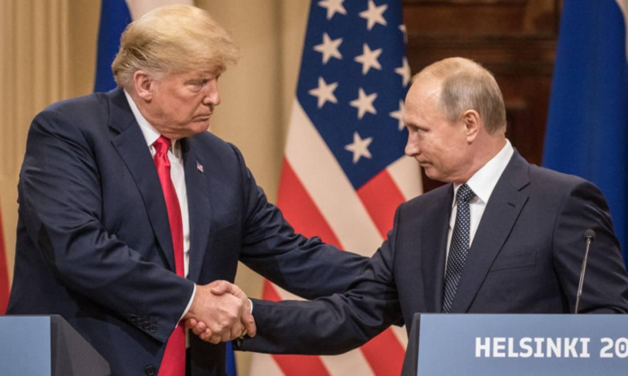 Ο Τραμπ ανυπομονεί για νέα συνάντηση με τον Πούτιν