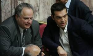 Τσίπρας - Κοτζιάς: H Ελλάδα θα απαντά αποφασιστικά στα ζητήματα εθνικής κυριαρχίας