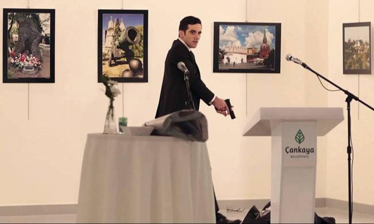 Ρωσία -Τουρκία: Συνελήφθη πρώην αστυνομικός για τη δολοφονία του Ρώσου πρέσβη Αντρέι Καρλόφ (Vid)