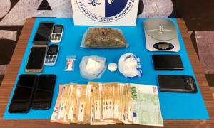 Επτά νεαροί είχαν «πλημμυρίσει» με ναρκωτικά Μύκονο και Αθήνα (pics)