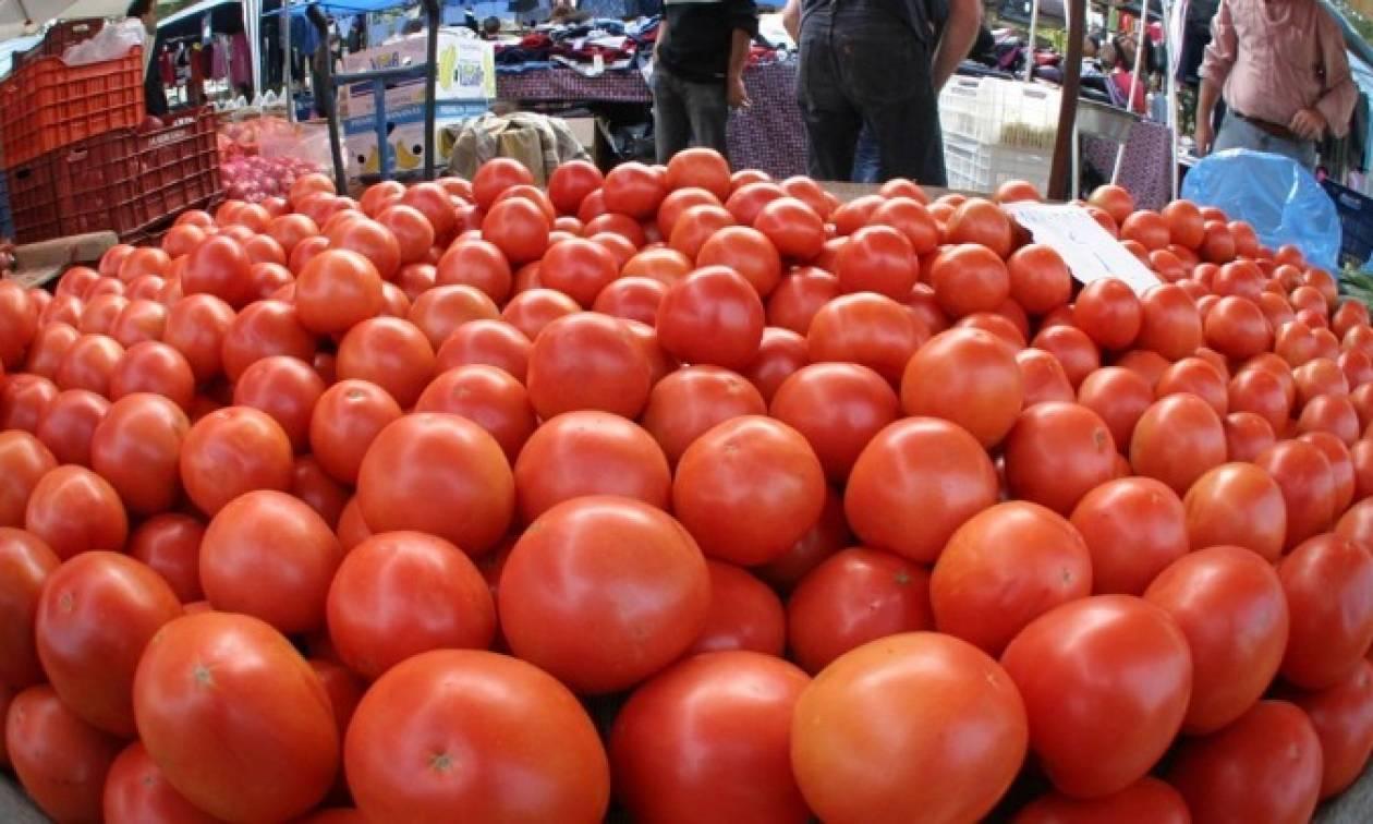Πειραιάς: 2,3 τόνοι ακατάλληλης ντομάτας θα έφτανε στο τραπέζι του καταναλωτή