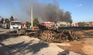 Συναγερμός για νέα μεγάλη φωτιά στις Αχαρνές - Δείτε τις αποκλειστικές εικόνες του Newsbomb.gr