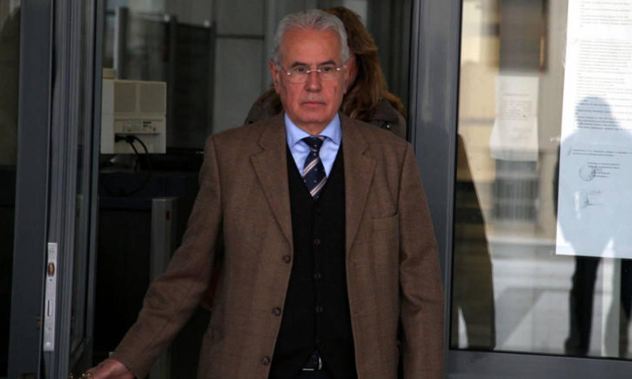 Προσήχθη ο πρώην βουλευτής, Παναγιώτης Μελάς - Εξύβρισε αστυνομικούς