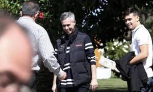 Ο Μιχάλης Λεμπιδάκης δώρισε 30 αυτοκίνητα στην Ελληνική Αστυνομία