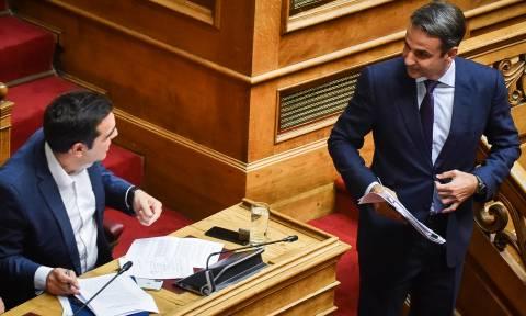 ΣΥΡΙΖΑ: Να αρχίσει τις δραμαμίνες ο Μητσοτάκης - ΝΔ: Κανείς δεν τους πιστεύει πια
