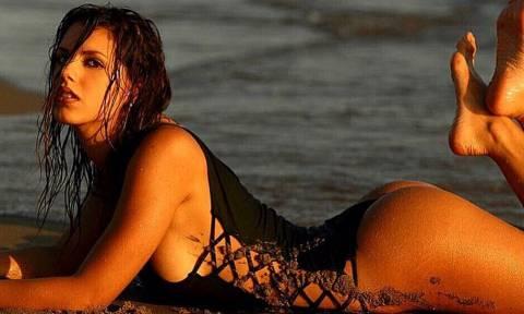 Διάσημη αθλήτρια σε κολασμένες πόζες! (photos)
