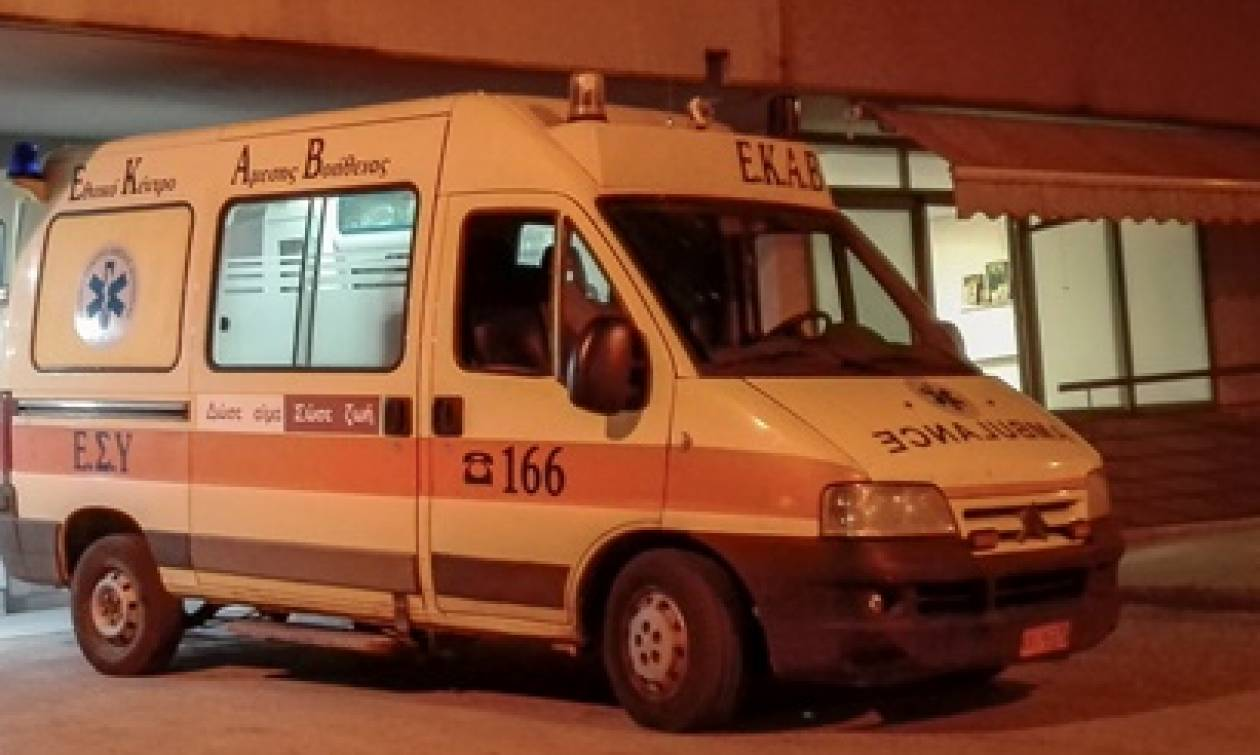 Σοκ στην Εύβοια: Τουρίστας «έσβησε» στη μέση του δρόμου