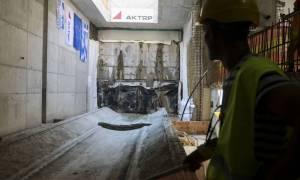 Δεν είναι πια ανέκδοτο! Έτοιμος για λειτουργία ο σταθμός «Ανάληψη» του Μετρό Θεσσαλονίκης