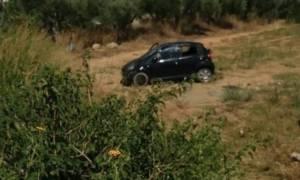 Κρήτη: Θρήνος για την 23χρονη Κάλλια - Εκσφενδονίστηκε από το αυτοκίνητό της (pics)