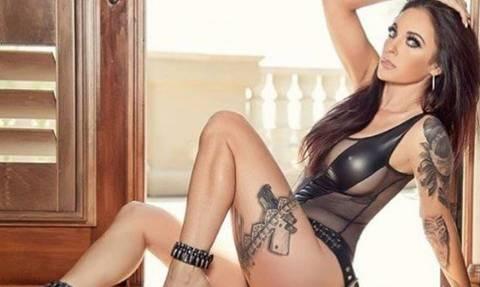 Διάσημη γυμνάστρια σε απαγορευμένες πόζες! (pics)