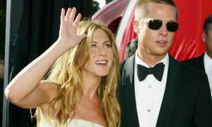 Αυτήν την επανασύνδεση δεν τη περίμενες! Brad Pitt και Jennifer Aniston ξανά μαζί