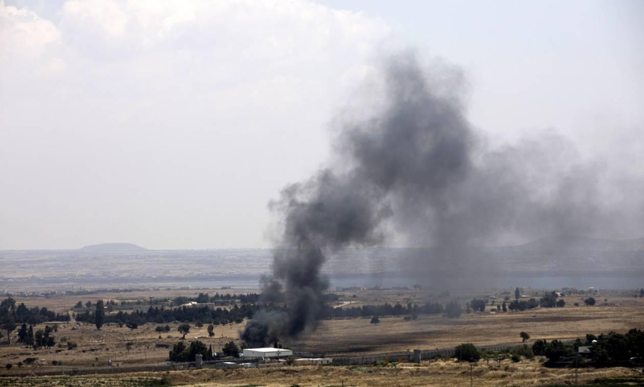 Συρία: Η Ρωσία κατέρριψε αγνώστου προέλευσης drones