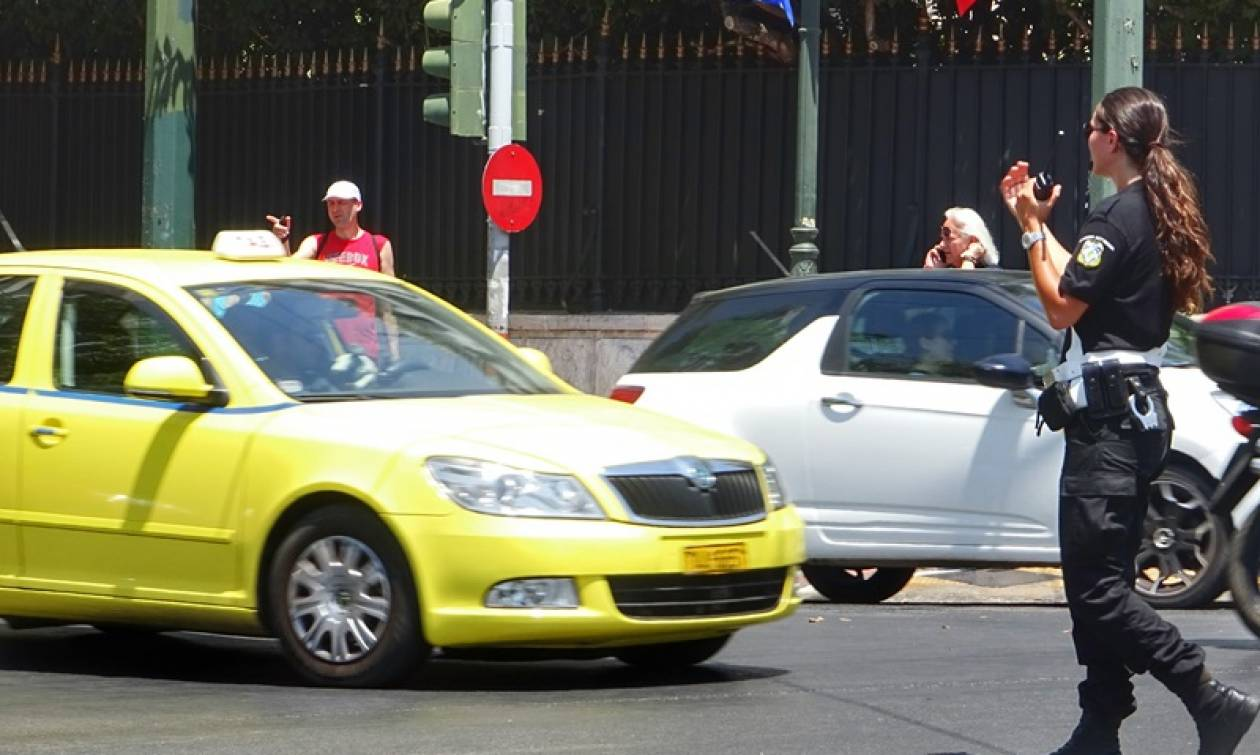 Κυκλοφοριακές ρυθμίσεις αύριο Τρίτη στην Αθήνα