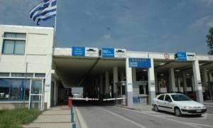 Κακοκαιρία Θεσσαλονίκη: Προβλήματα στο τελωνείο Ευζώνων λόγω διακοπής ηλεκτροδότησης
