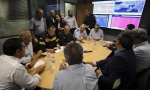 Φωτιά ΤΩΡΑ: Στο ΕΘΚΕΠΙΧ η πολιτική και στρατιωτική ηγεσία του υπουργείου Εθνικής Άμυνας
