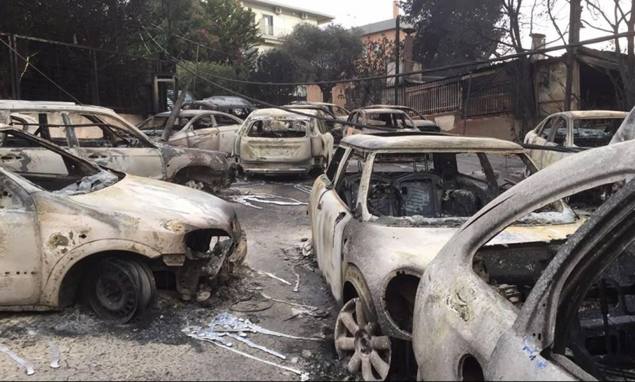Φωτιά ΤΩΡΑ - Εθνική τραγωδία: Τουλάχιστον 49 νεκροί από τις πυρκαγιές στην Αττική