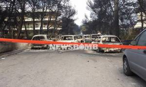 Φωτιά Μάτι: Το Newsbomb.gr στο σημείο που κάηκαν πάνω από 20 άνθρωποι (vid)