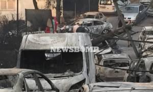 Φωτιά Μάτι: Πρόεδρος εργαζομένων ΕΚΑΒ - Υπάρχουν πολλοί νεκροί σε Μάτι, Ραφήνα και Νέο Βουτζά