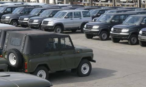Российские военные предложили забирать у владельцев легковые авто в случае военного положения